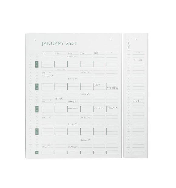 by Wirth - Kalender, Refill 2021/2022