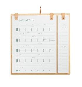 by Wirth - Kalender for 2 år 2021/2022