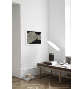 Poster and Frame - The Line No. 12, 50*70