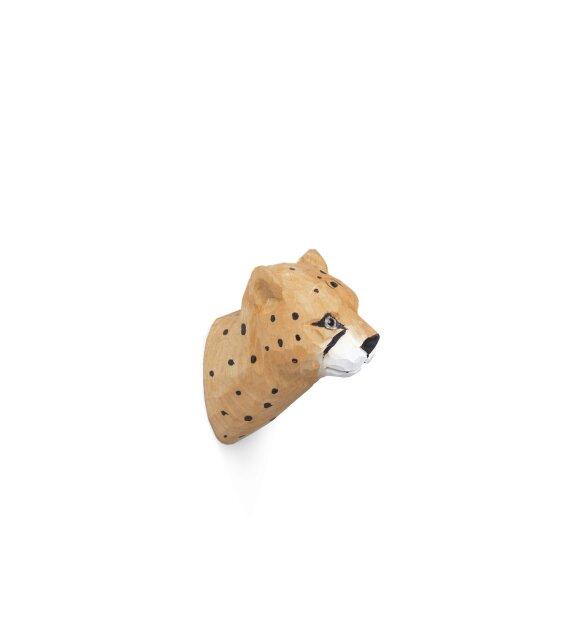 ferm LIVING Kids - Animal Hook, Gepard