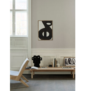 Poster and Frame -  Malene Birger, No. 01, 50*70