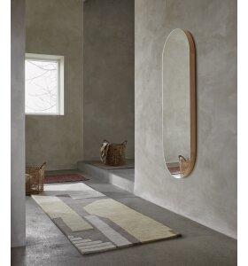 Broste Copenhagen - Spejl Egetræ, Alva Oval - hent selv