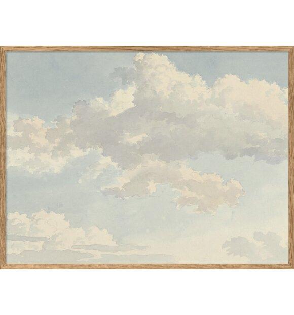 The Dybdahl Co. - Design no 5903 Meteorologi, 30*40 indrammet