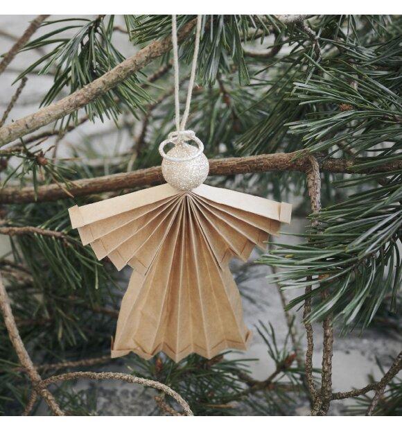 House Doctor - Julepynt Angel, Natur
