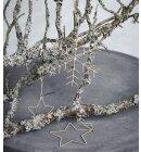 House Doctor - Julepynt Snowflake & Stars