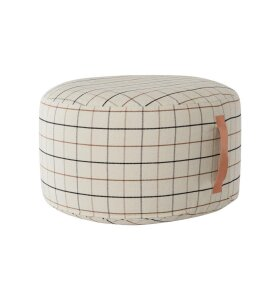 OYOY Living Design - Grid Puf, Large