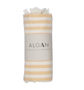 Algan - Kavun hamamhåndklæde 90x180 cm.