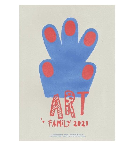 CAn Family - Art Family Kalender 2021