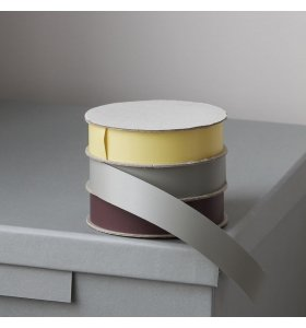 MONOGRAPH - Gavebånd Polly, Gul/Grøn/Bordeaux