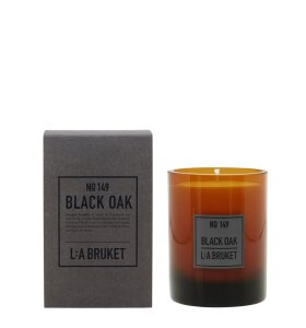 L:A Bruket - Duftlys no. 149, Black Oak - Ltd. edt.