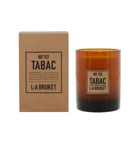 L:A Bruket - Duftlys no. 153, Tabac - Ltd. edt.