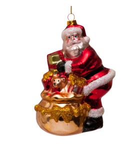 Vondels - Julemand med gavesæk