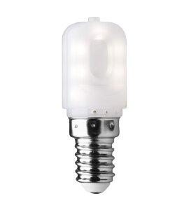 Watt & Veke - LED T22 pære E14 2W, Hvid - til Watt & Veke papirstjerner.
