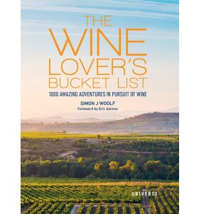 New Mags - The Bucket List, Wine