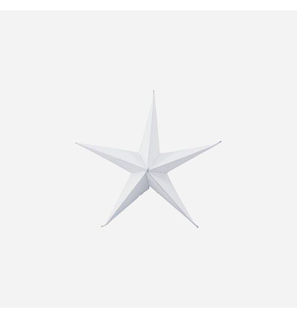 House Doctor - 3 stk. Star, Hvid