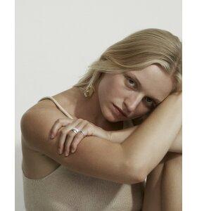 Trine Tuxen - Chelsea ring, sølv