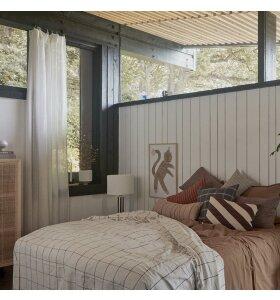 OYOY Living Design - Pude Kyoto 60*30, Dark Sienna