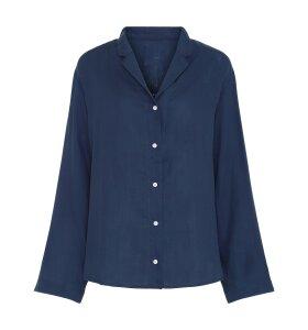 Care By Me - Vivienne Py-skjorte, Midnight blue