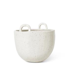 ferm LIVING - Speckle urtepotteskjuler/potte, Small