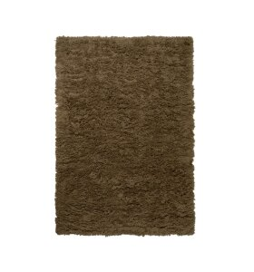 ferm LIVING - Tæppe Meadow High Pile Tapenade, 200*300 - Hent selv