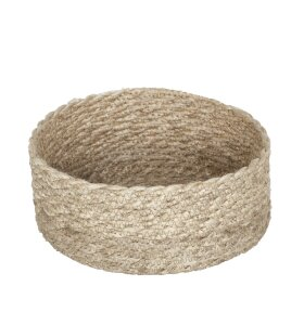 dixie - Twisted jute brødkurv, Medium