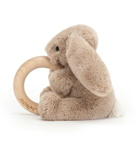 Jellycat - Rangle, Bashful Beige Bunny