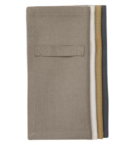 The Organic Company - 4 Servietter til hverdagsbrug - Everyday Napkin