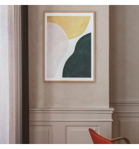 The Poster Club - Berit Mogensen Lopez, Transparent Rose 30*40