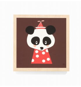ferm LIVING Kids - Posey Panda picture