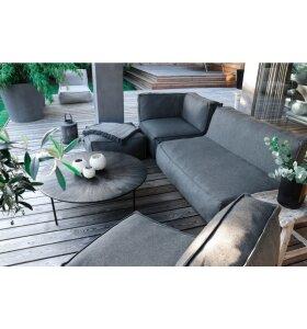 Trois Pommes Home - Edge Lounge sofa 2 pers., Siddehøjde 35 cm.