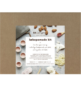 KIT company - Læbepomade kit