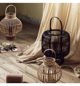 Broste Copenhagen - Lanterne Göran, Sort bambus