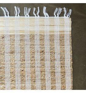 Care By Me - Balance Måtte Stripe/White, 50*70