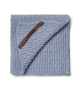 HUMDAKIN - Beach strikket karklud - ØKO