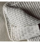 HUMDAKIN - Beach strikket minihåndklæde - ØKO