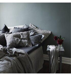 Lovely Linen - Heaven, Mørkegrå 150*260