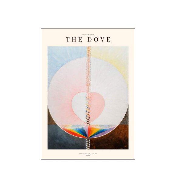 Poster and Frame - The Dove, Hilma af Klint 70*100