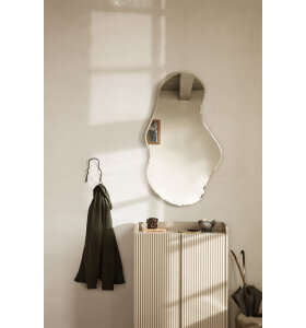 ferm LIVING - Sill skab Low, Cashmere - Hent selv