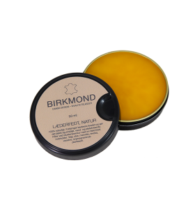 Birkmond - Læderfedt Natur