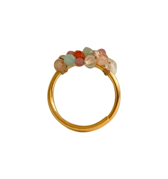 IBU Jewels - Ring Stone Bunch