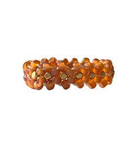 IBU Jewels - Ring Lace, Karamel