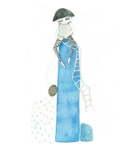 Kirstine Falk - Knit Your Way, A5
