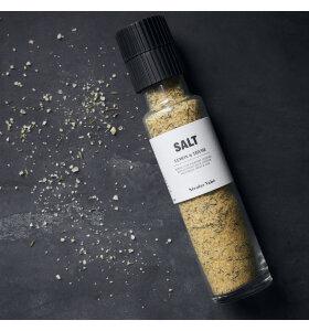 Nicolas Vahé - Salt, Citron & Timian