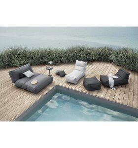 Blomus - Stay Lounger, Stone - 60*120