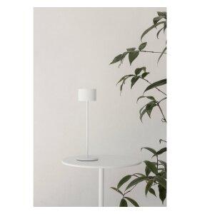 Blomus - Farol mobil LED-lampe, Hvid