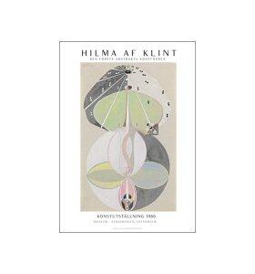 Poster and Frame - Hilma af Klint x PSTR Studio, 70*100