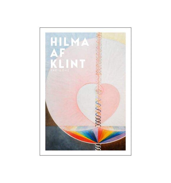 Poster and Frame - Hilma af Klint The Dove 02, 70*100