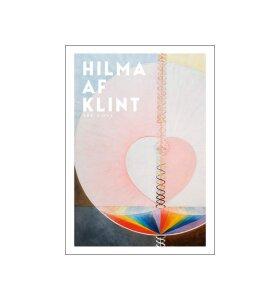Poster and Frame - Hilma af Klint The Dove 02, 50*70