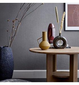 Bloomingville - Vase Irine Gul, Metal
