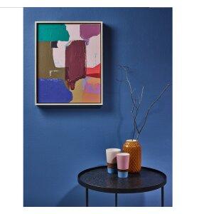 HK living - Abstrakt maleri 40*50
